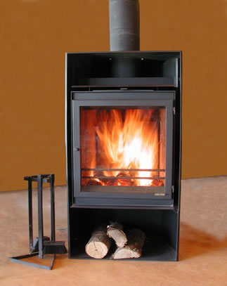 Central Fireplace Don-Bar 9000 Series